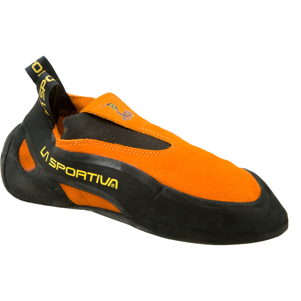 photo: La Sportiva Cobra climbing shoe