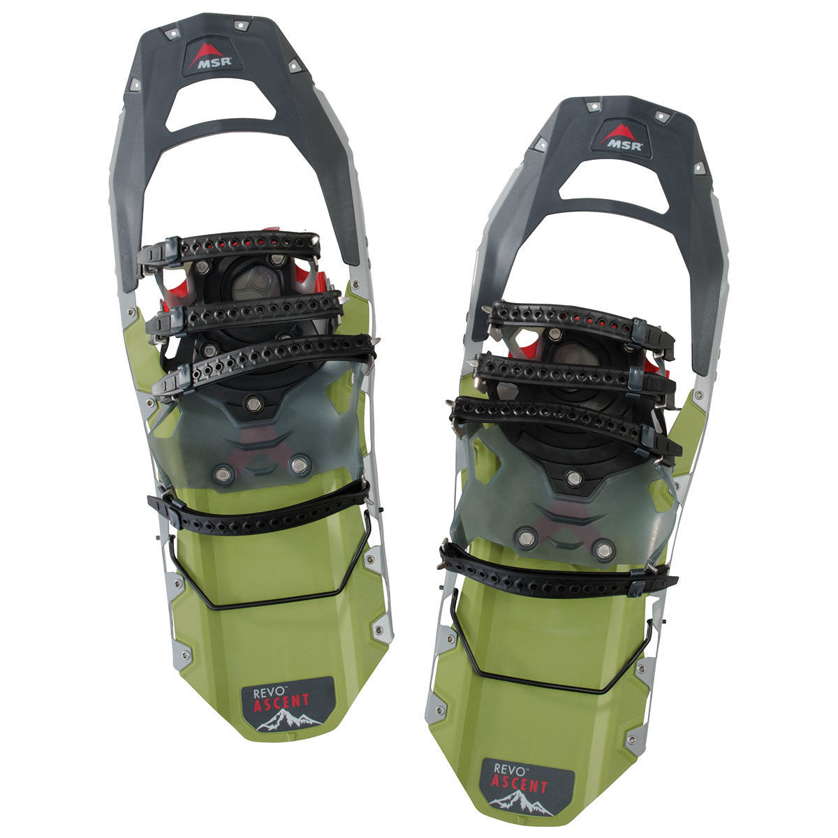 photo: MSR Revo Ascent hiking snowshoe
