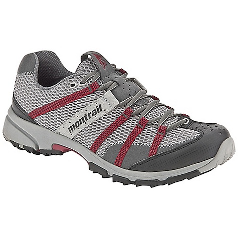 photo: Montrail Mountain Masochist trail running shoe