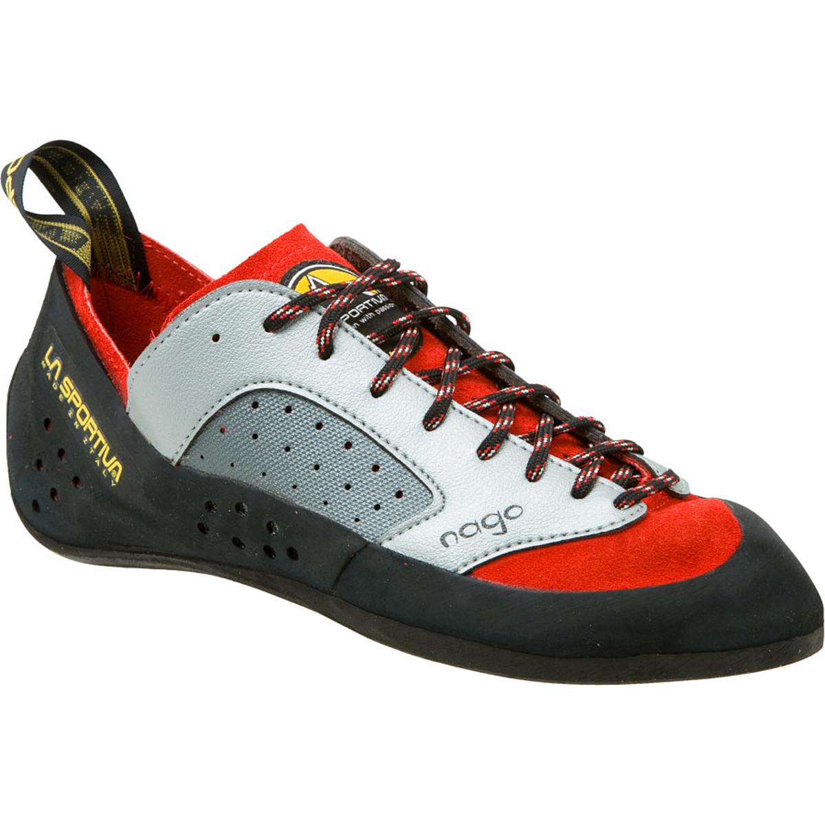 photo: La Sportiva Men's Nago climbing shoe