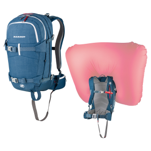 Mammut Ride On Removable Airbag