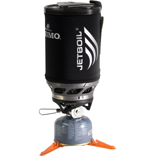 photo: Jetboil Sumo Cooking System compressed fuel canister stove