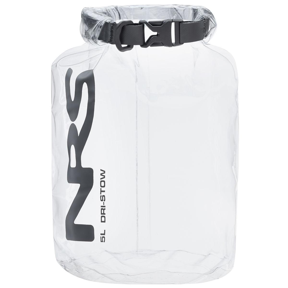 photo: NRS Dri-Stow Clear Dry Bag dry bag