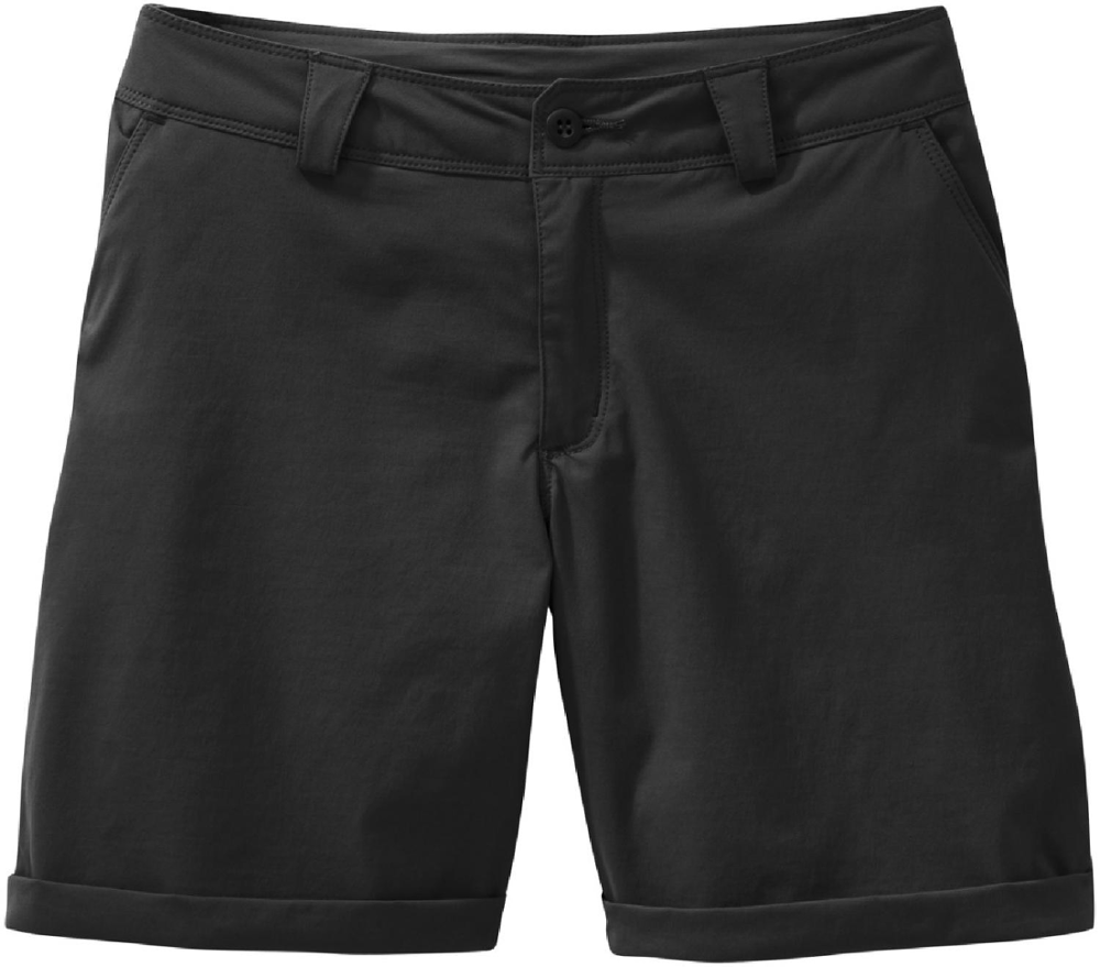 photo: Outdoor Research Women's Equinox Metro Shorts hiking short