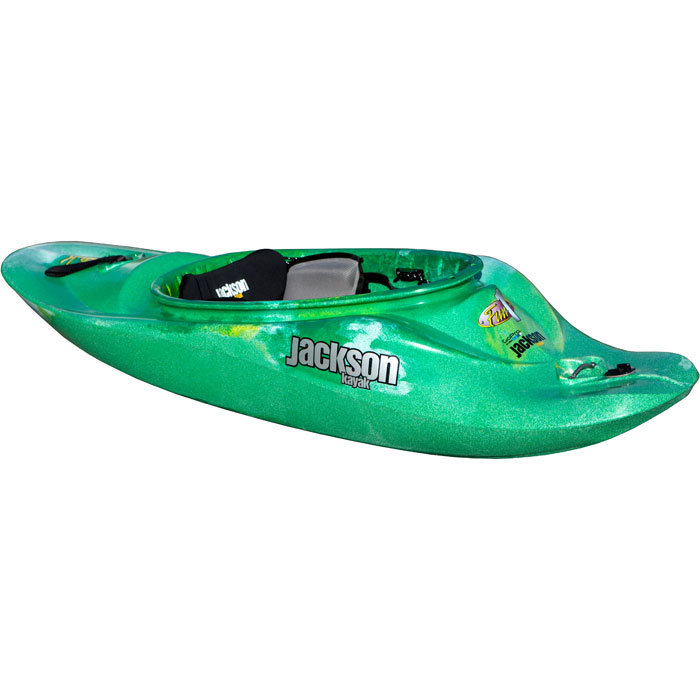 photo: Jackson Kayaks 2 Fun whitewater kayak