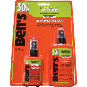 photo: Adventure Medical Kits Ben's 30 DEET Tick and Insect Repellent Spray insect repellent