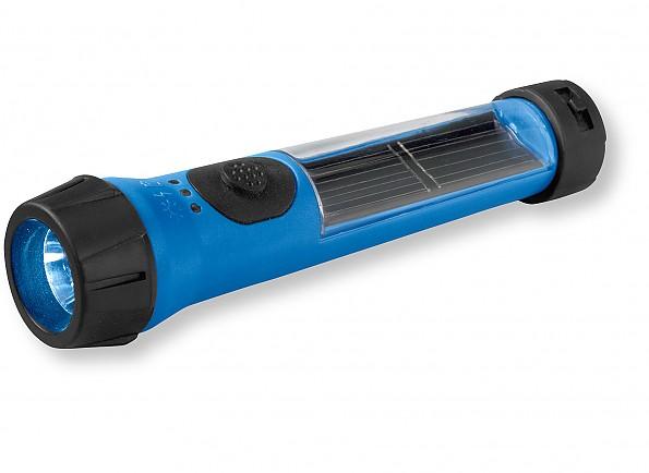 L.L.Bean Waterproof Solar Flashlight