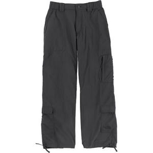 photo: The North Face Girls' Meridian Capri hiking pant