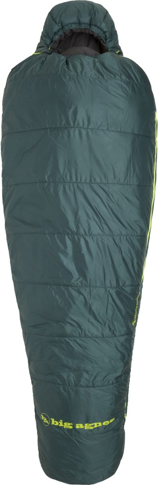 photo: Big Agnes Benchmark 3-season synthetic sleeping bag