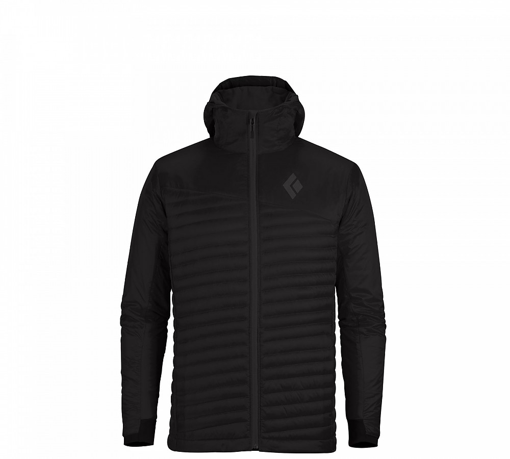 photo: Black Diamond Hot Forge Hybrid Hoody down insulated jacket