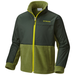 photo: Columbia Kids' Ballistic Fleece fleece jacket