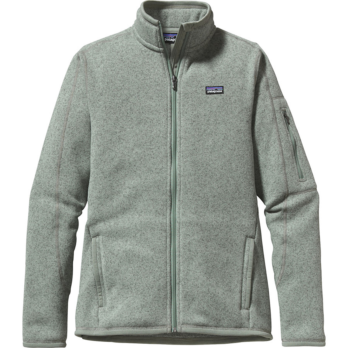photo: Patagonia Women's Better Sweater Jacket fleece jacket