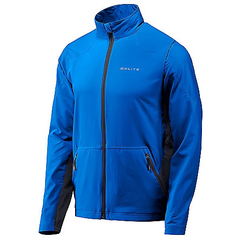 photo: GoLite Post Canyon Softshell Jacket soft shell jacket
