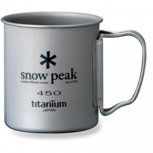 Snow Peak Ti-Single 450 Cup