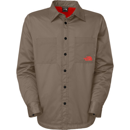 The North Face Long-Sleeve Four Mile Shirt