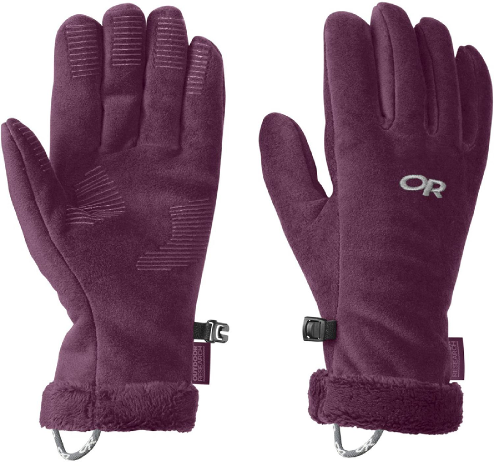 Outdoor Research Fuzzy Sensor Gloves