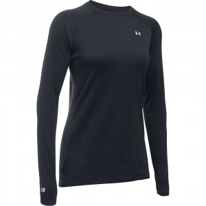 photo: Under Armour Women's Base 1.0 Crew long sleeve performance top