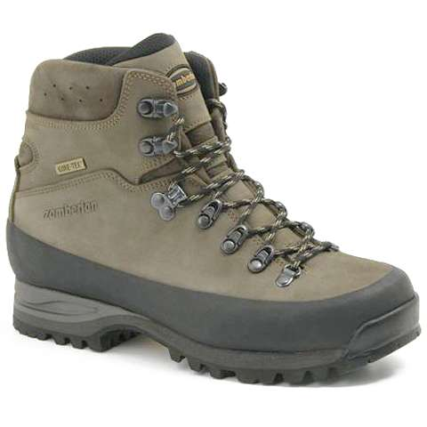 photo: Zamberlan Lhasa GT hiking boot