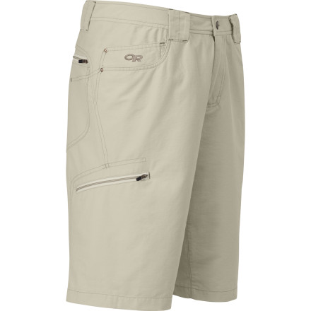photo: Outdoor Research Longshadow Shorts hiking short