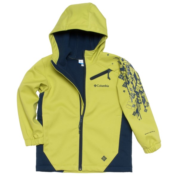 photo: Columbia Jacob Jokester Softshell Jacket soft shell jacket