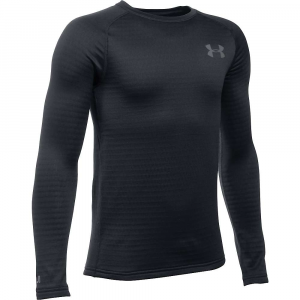 photo: Under Armour Kids' ColdGear Base 2.0 Crew base layer top