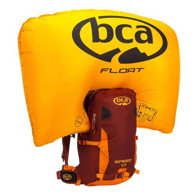 photo: Backcountry Access Float 17 Speed 2.0 avalanche airbag pack