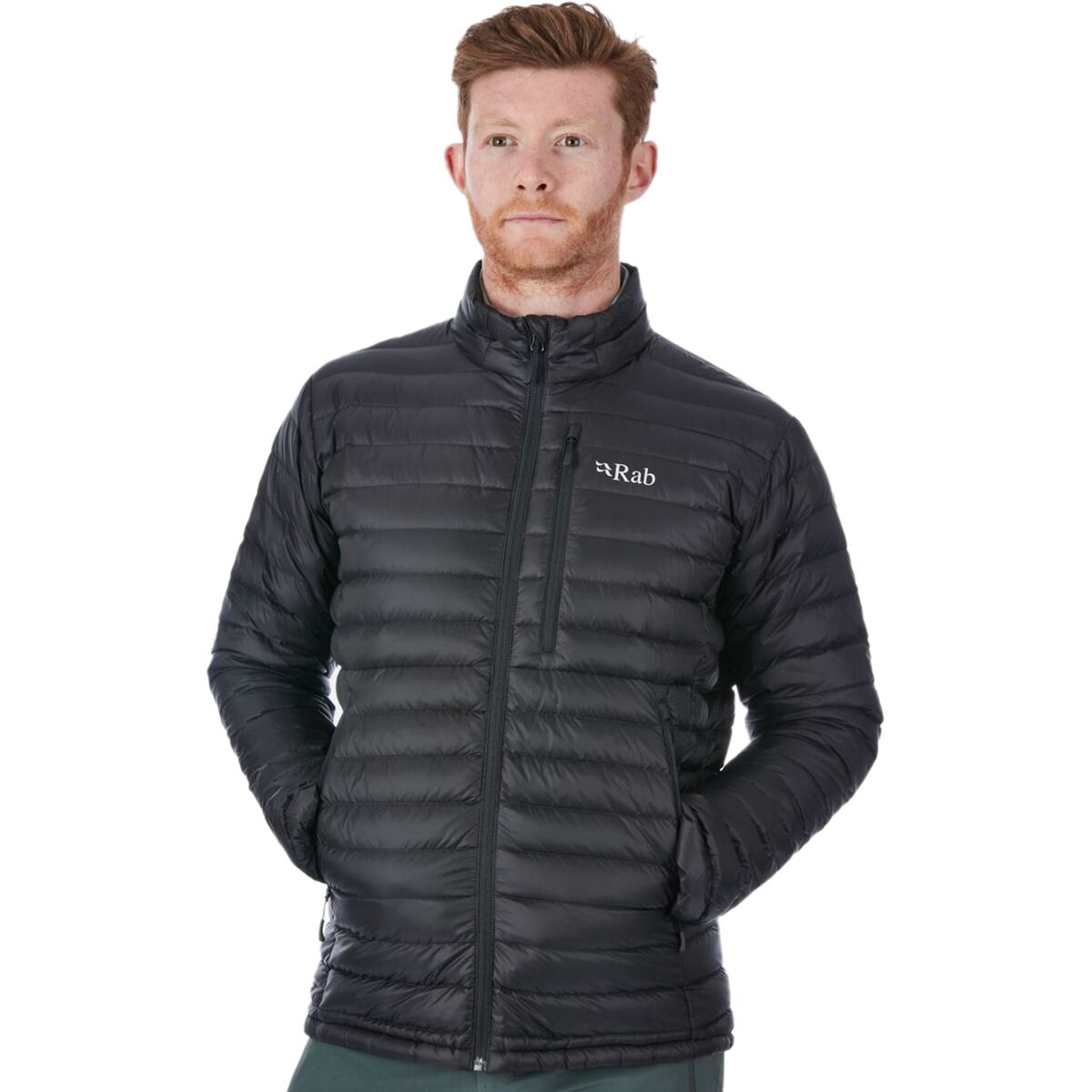 photo: Rab Microlight Jacket down insulated jacket