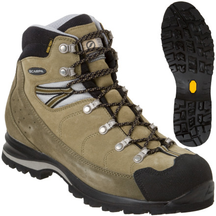 photo: Scarpa Mustang GTX backpacking boot
