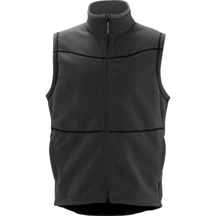 photo: ExOfficio CoreTech Vest fleece vest