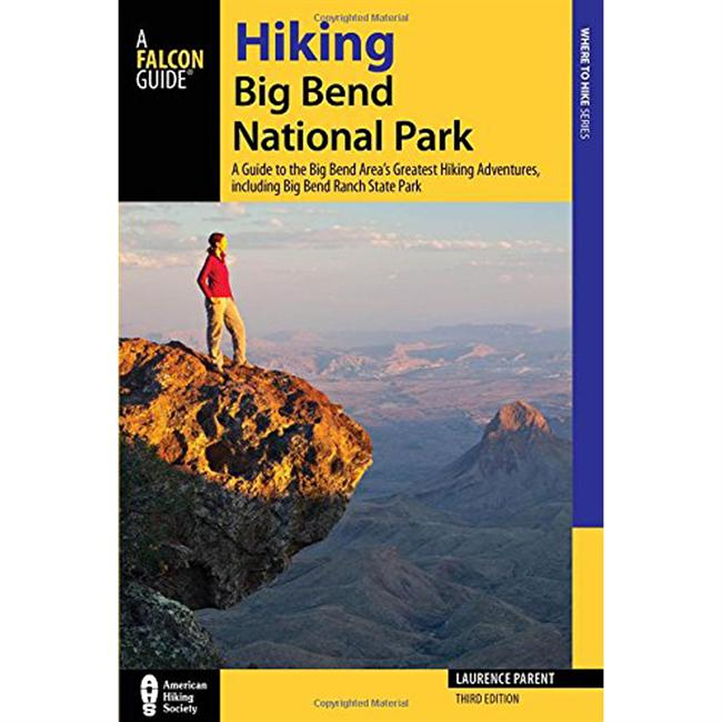 Falcon Guides Hiking Big Bend National Park