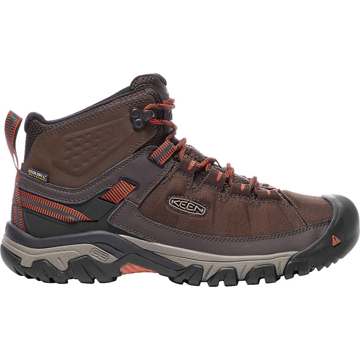 photo: Keen Men's Targhee EXP Waterproof Mid hiking boot
