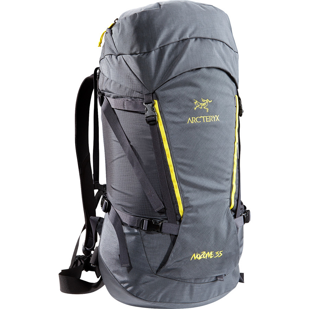 photo: Arc'teryx Nozone 35 weekend pack (3,000 - 4,499 cu in)