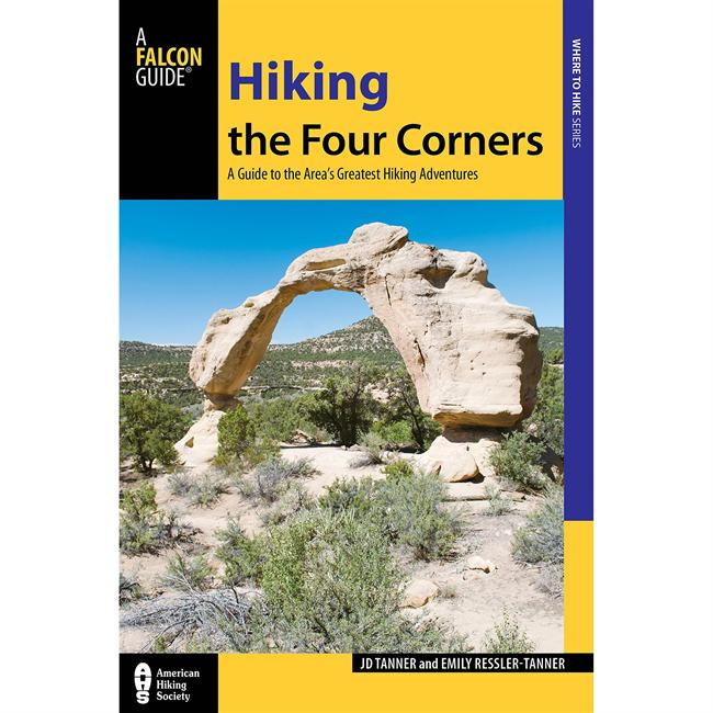 Falcon Guides Hiking the Four Corners