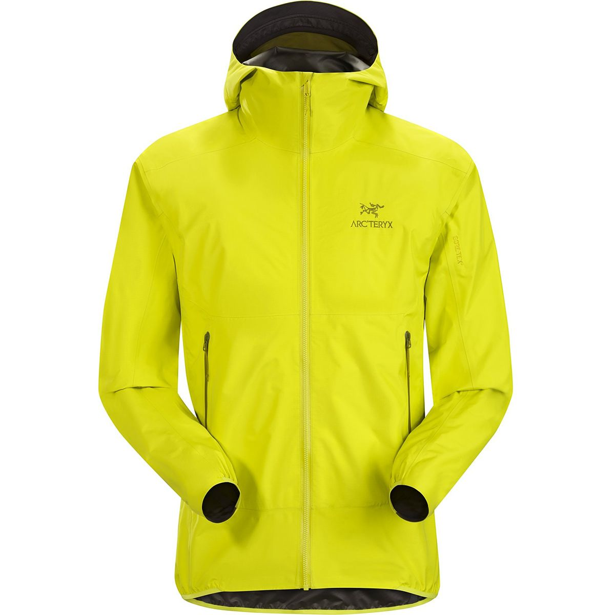 photo: Arc'teryx Men's Zeta FL Jacket waterproof jacket