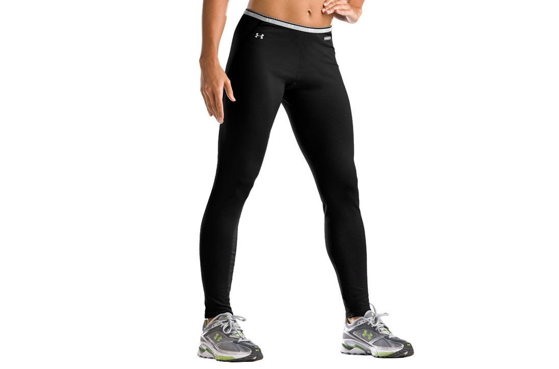 photo: Under Armour Women's ColdGear Base 1.0 Legging base layer bottom