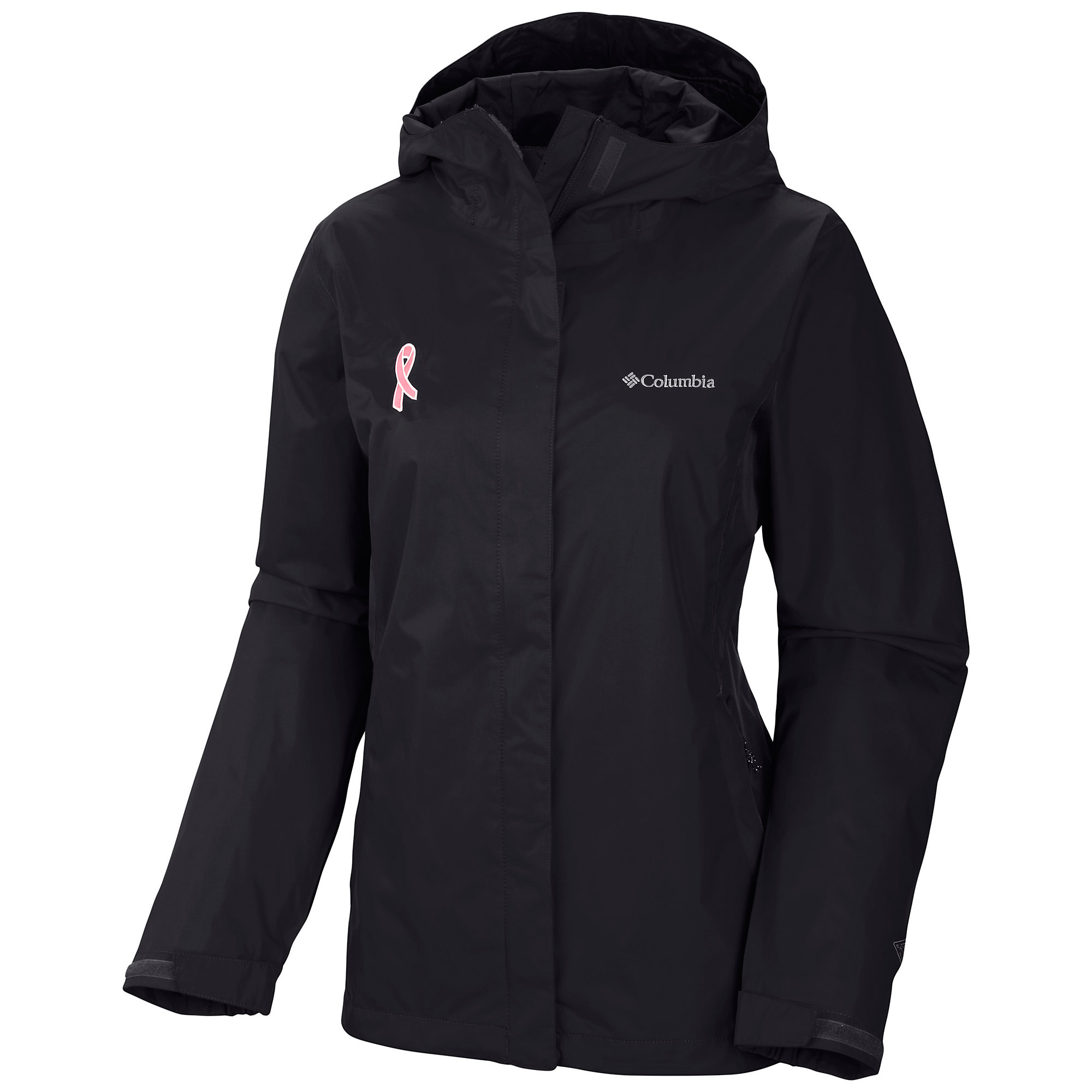 Columbia Tested Tough in Pink Rain Jacket II