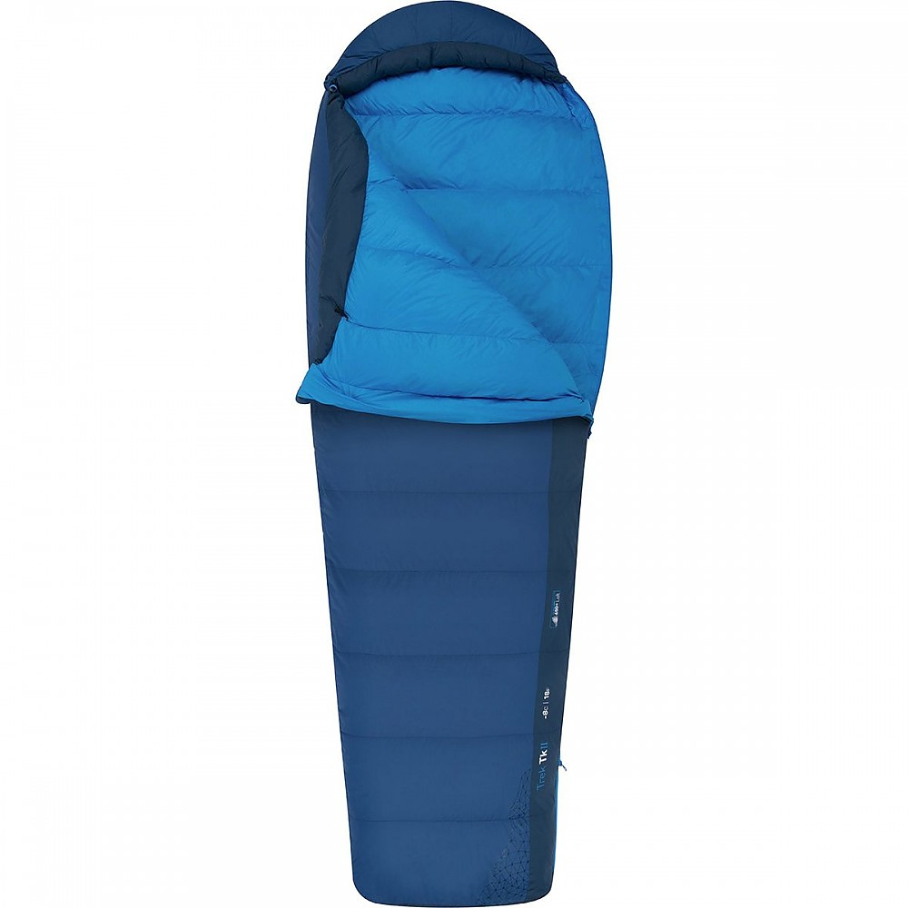photo: Sea to Summit Trek TK II 3-season down sleeping bag