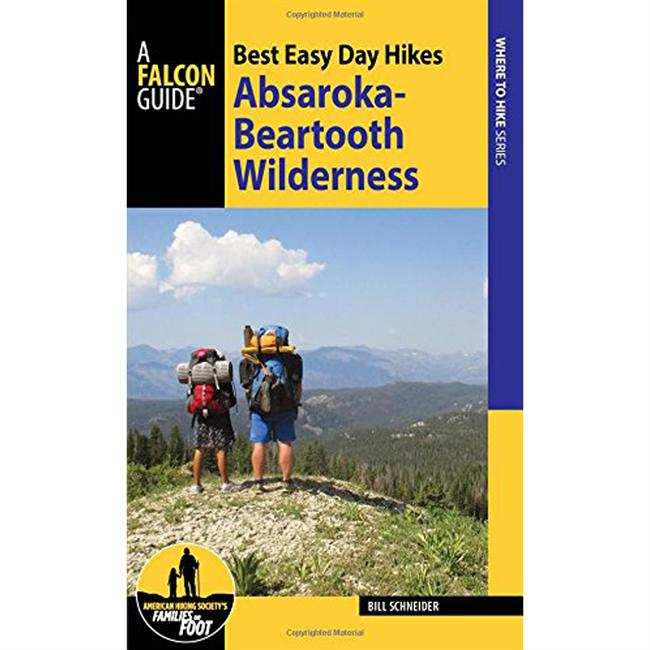 Falcon Guides Best Easy Day Hikes: Absaroka-Beartooth Wilderness