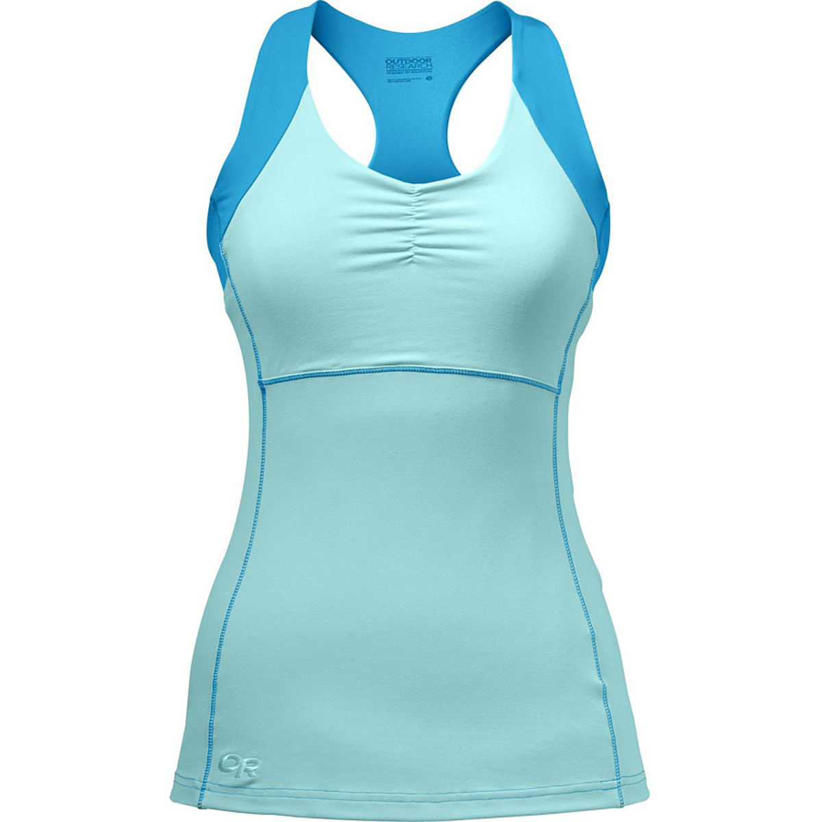 photo: Outdoor Research Offline Tank short sleeve performance top
