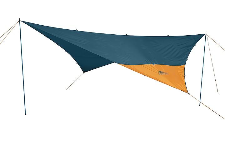 photo: Kelty Noah's Tarp 16 tarp/shelter