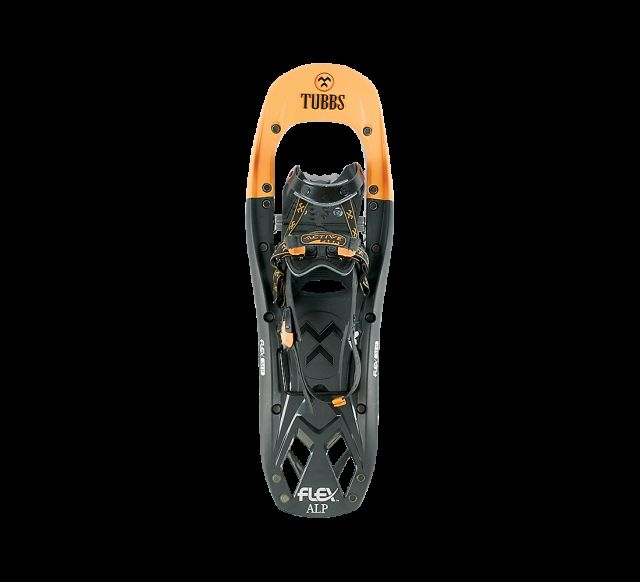photo: Tubbs Men's Flex ALP backcountry snowshoe