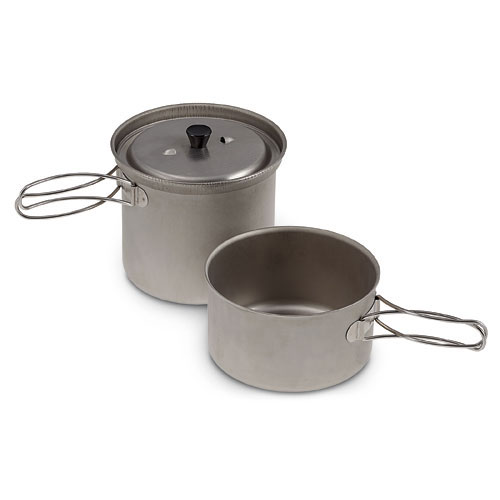 photo: Brunton IB Cookset Compact Cookware pot/pan