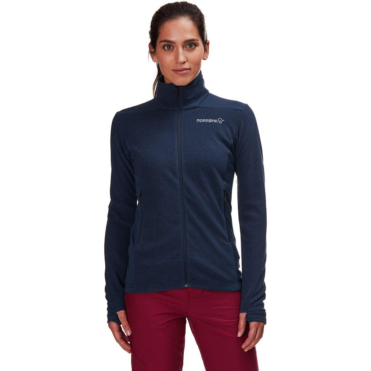 photo: Norrona Women's Falketind Warm1 Jacket fleece jacket