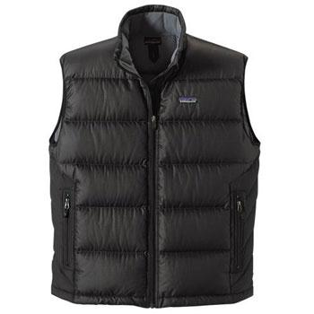 photo: Patagonia Down Vest down insulated vest