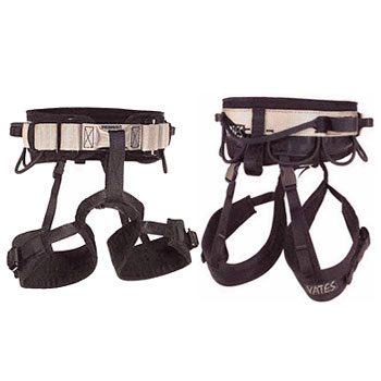 photo: Yates Shield Harness sit harness