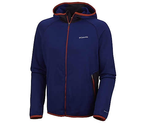 photo: Columbia Grid Grit Full Zip fleece jacket