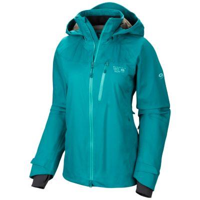 photo: Mountain Hardwear Women's Snowtastic Jacket soft shell jacket
