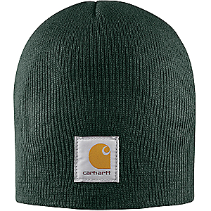 photo: Carhartt Acrylic Knit Hat winter hat