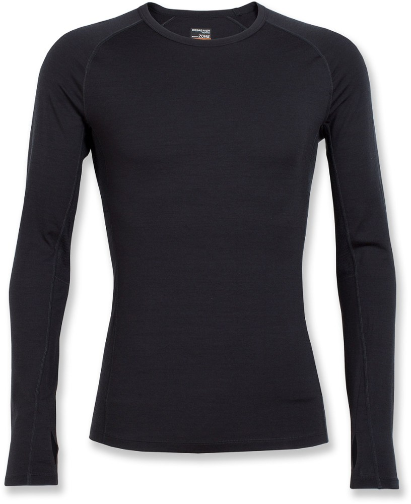 photo: Icebreaker Zone Long Sleeve Crewe base layer top