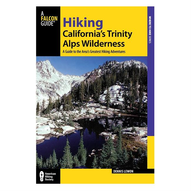 Falcon Guides Hiking California's Trinity Alps Wilderness